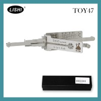 LISHI TOY47 2 in 1 Auto Pick and Decoder