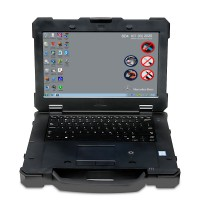Panasonic 7414 Laptop with Touch Screen i5 6300 CPU 8GB RAM (Second Hand) for MB SD C4/C5 ICOM
