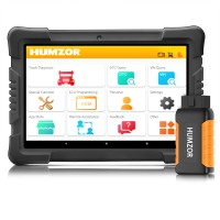 Humzor NexzDAS ND506 PLUS Full Version 10 Inch Tablet Diesel Commercial Vehicles Diagnostic Tool