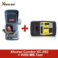 (4% Off $1919.04) Xhorse CONDOR XC-002 Plus VVDI MB Tool with 1 Year Unlimited Token Free Shipping by DHL