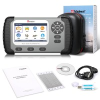 VIDENT iAuto708 Pro All System Scan Tool OBDII Scanner Free lifetime upgrade