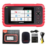 [UK/US Ship No Tax] Launch X431 CRP123X Creader Professional OBD2 Scanner 123X Diagnostic Tool Four Systems Lifetime Free Update