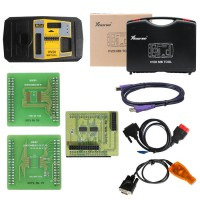 VVDI2 Full Kit + Xhorse VVDI MB Tool with 1 Year Unlimited Token