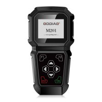 (US Ship No Tax) GODIAG M201 FORD Hand-held OBDII Odometer Adjustment Professional Tool