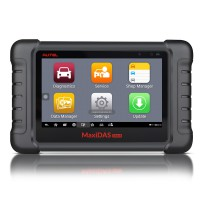 2021 Latest AUTEL MaxiDAS DS808 KIT DS808K Tablet Diagnostic Tool Full Set Support Online Update (US/UK Ship No Tax)