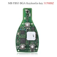 MB FBS3 BGA KeylessGo Key One-key Start 315MHZ