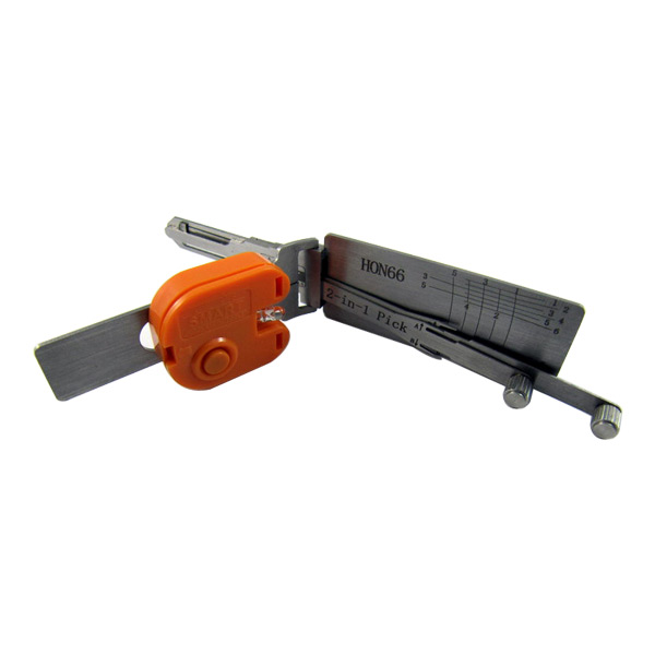 HON66 2 in 1 auto pick and Decorder With Light