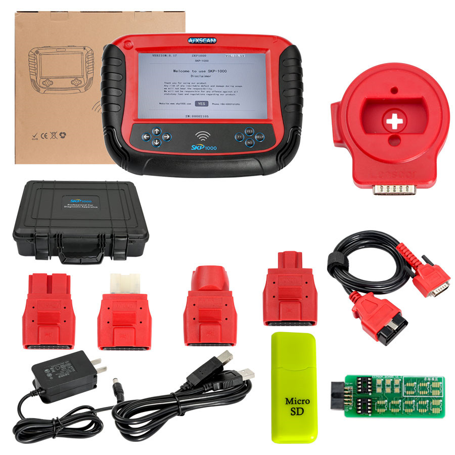 skp1000-tablet  package