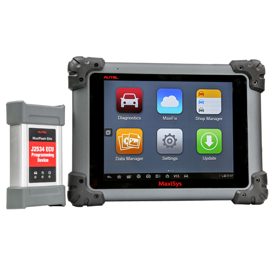 autel maxisys ms908 pro diagnostic system with wireless vci