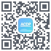 Install ACDP App from App Store