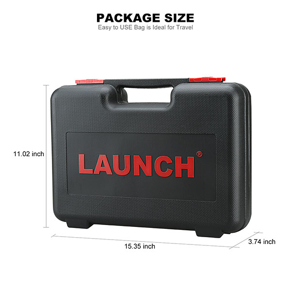 Launch X431 PROS Mini?Pad package