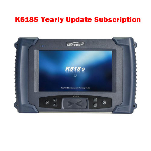Lonsdor K518S Full Version Free Update for 18 months (Just like k518ise Pay for one year update)