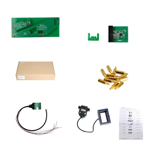 [7% OFF $1142.97] Yanhua Mini ACDP Programming Master with Module1/2/3/4/7/8/11 BMW Full Package Total 7 Authorizations