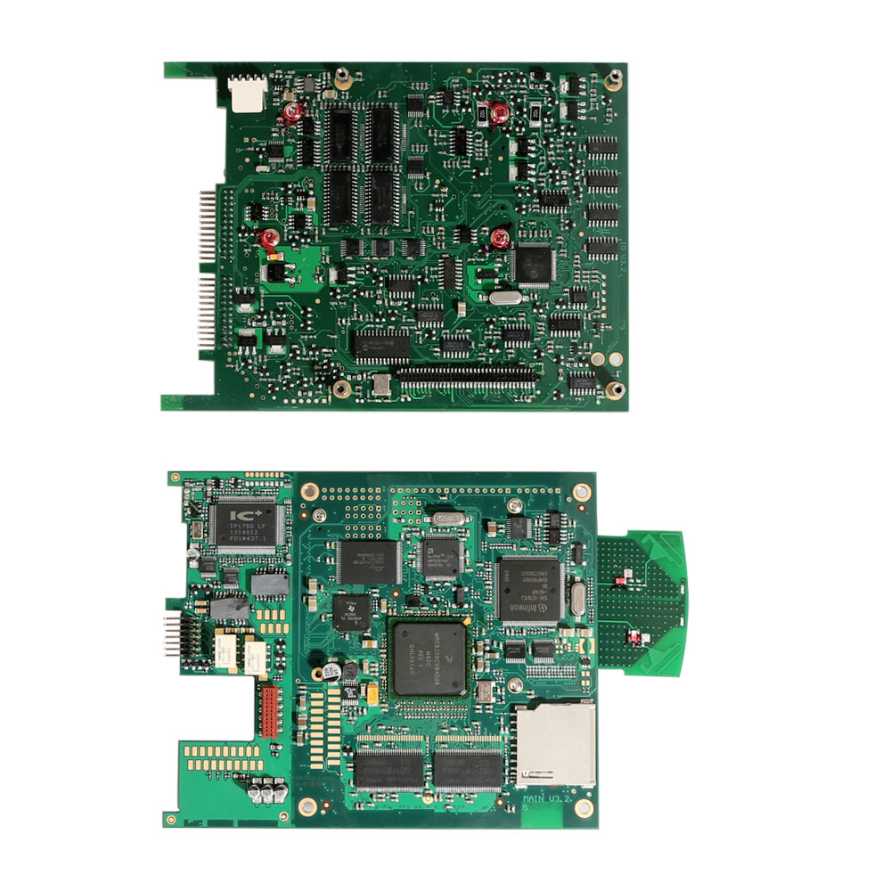 DOIP SD C4 PLUS PCB Board