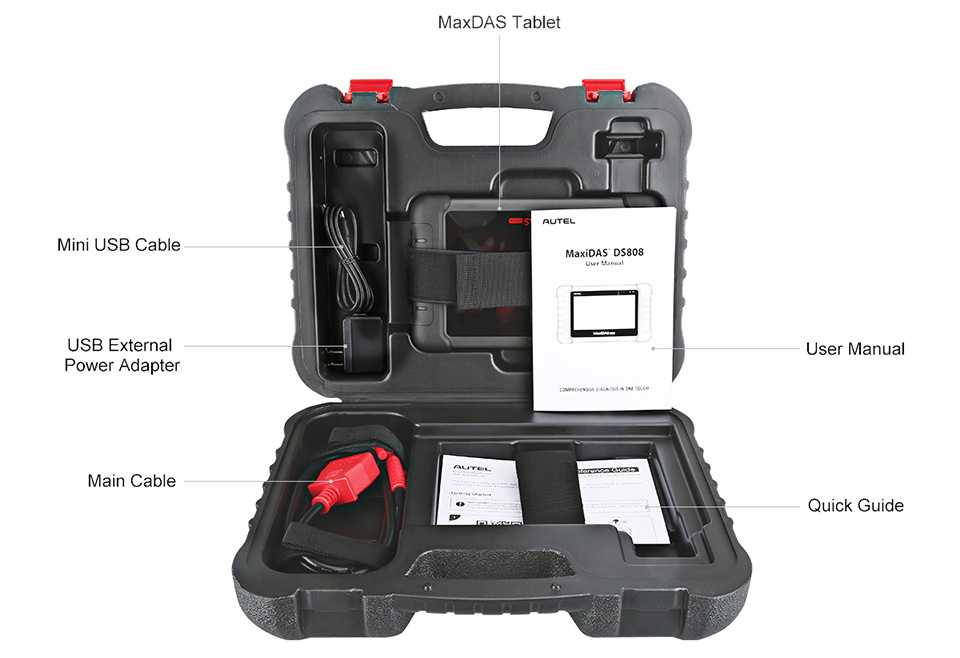 maxidas ds808k package