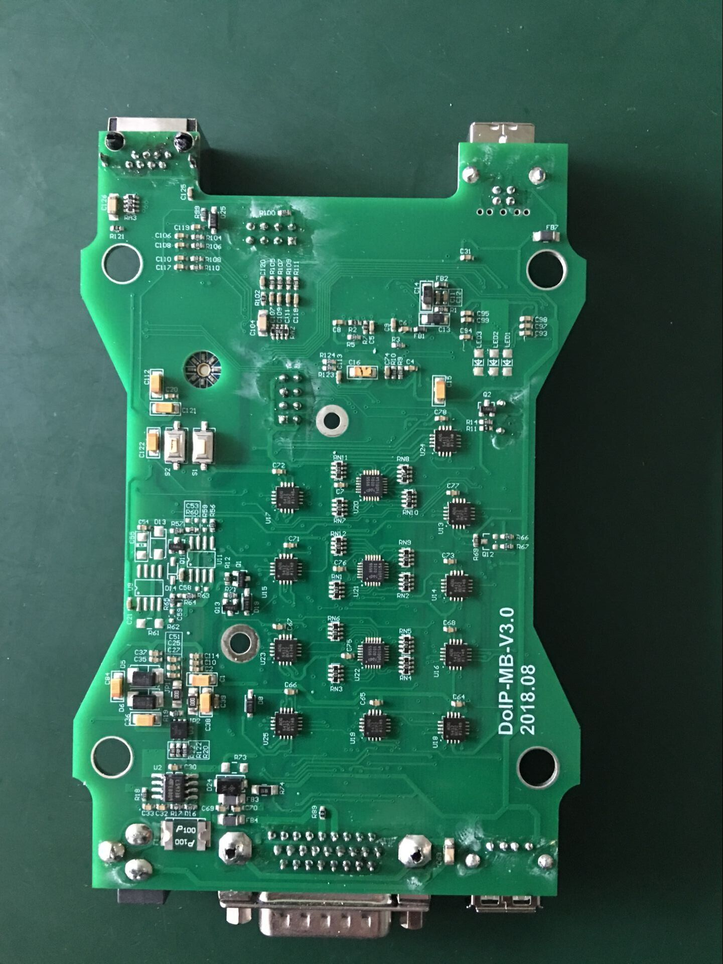 Mercedes Benz Xentry C6 PCB
