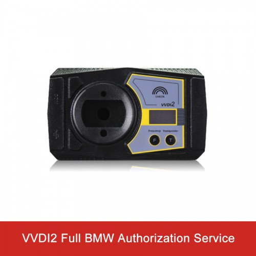 Xhorse VVDI2 Complete BMW Software Authorization