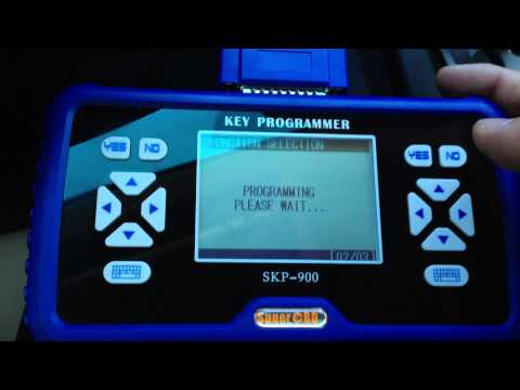 Customer Share the SuperOBD SKP-900 testing-03