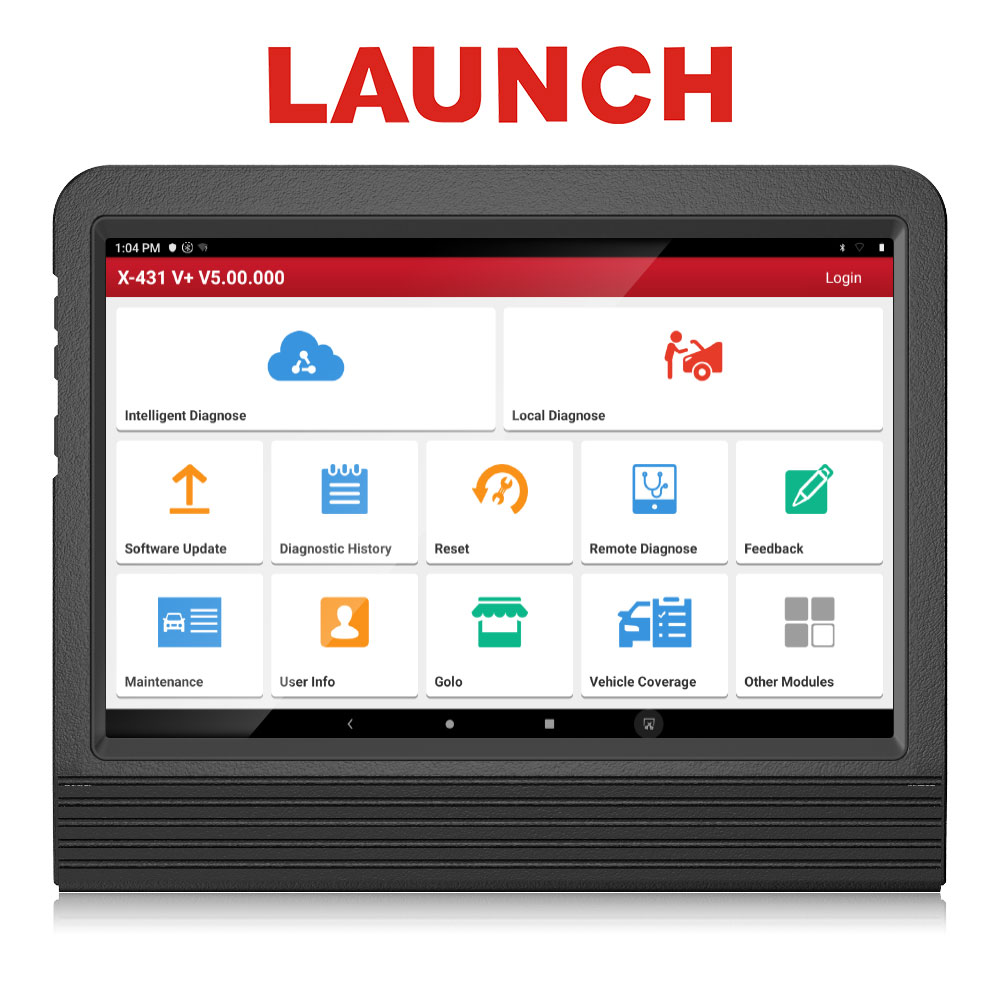 (6.18 Flash Sale) Launch X431 V+ X-431 V Wifi/Bluetooth Global Version Full System Scanner 2 Years Free Update (UK/US Ship No Tax)