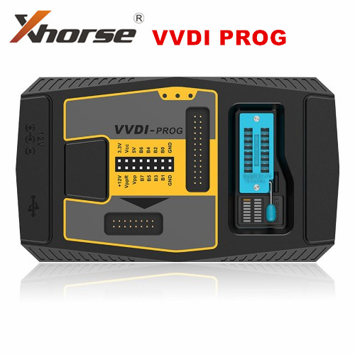 (EU/UK/US Ship) V5.0.0 Xhorse VVDI PROG Programmer Update Online with Multi-Language